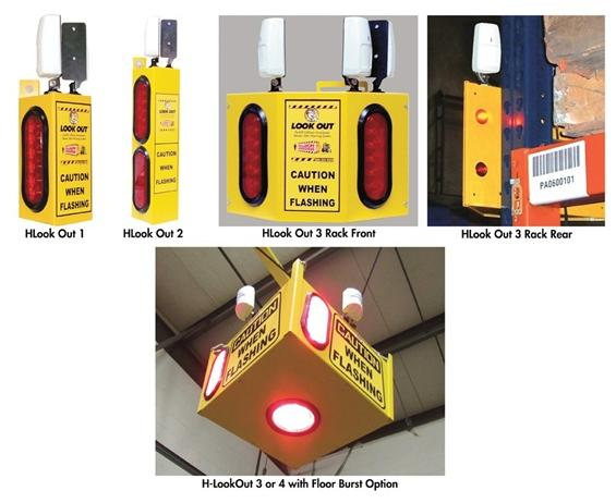 WARNING LIGHTS & DOCK DOOR MONITORS